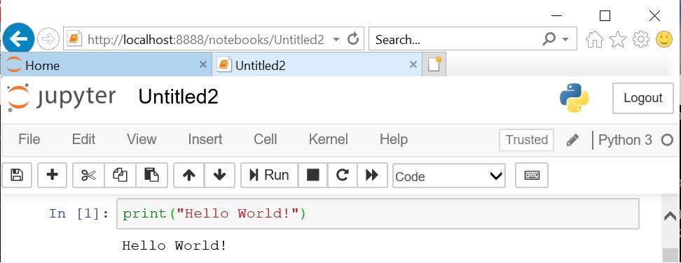 Python Installation by using Anaconda